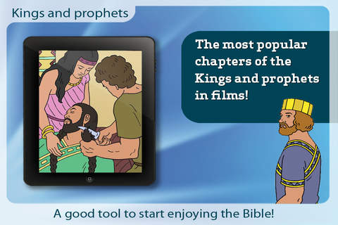 Bible movies - Kings and prophets