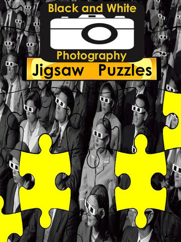 Black and White Photography Jigsaw Puzzles HD – For your iPad