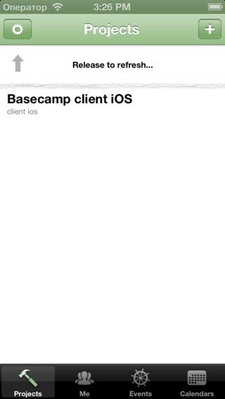 Carabiner - Basecamp new API client
