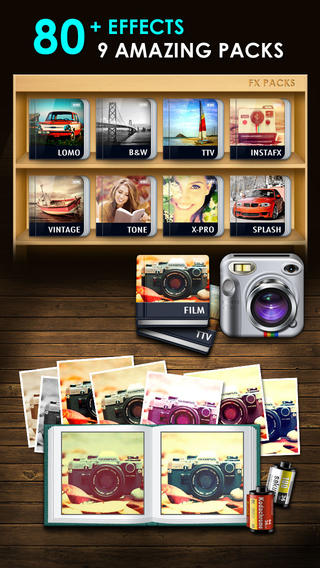 InFisheye - Fisheye Lens for Instagram Screenshots