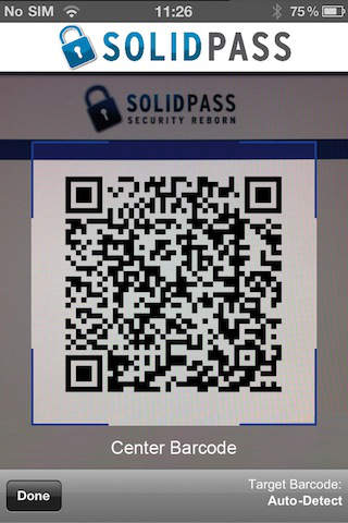 SolidPass Two-Factor Authentication