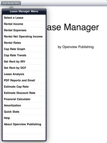 Lease Manager SP