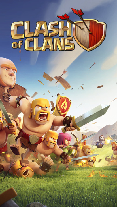 Clash of Clans - iPhone Mobile Analytics and App Store Data