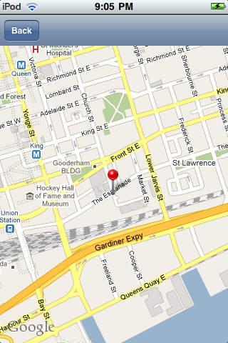 Museums Canada iPhone Screenshot 4
