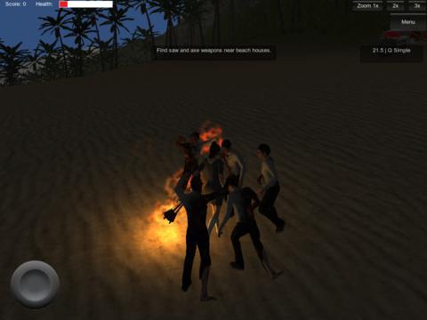 玩免費遊戲APP|下載Zombie Island app不用錢|硬是要APP
