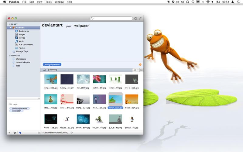 "Punakea - 用标签形式来管理文件[OS X]丨""反""斗限免"