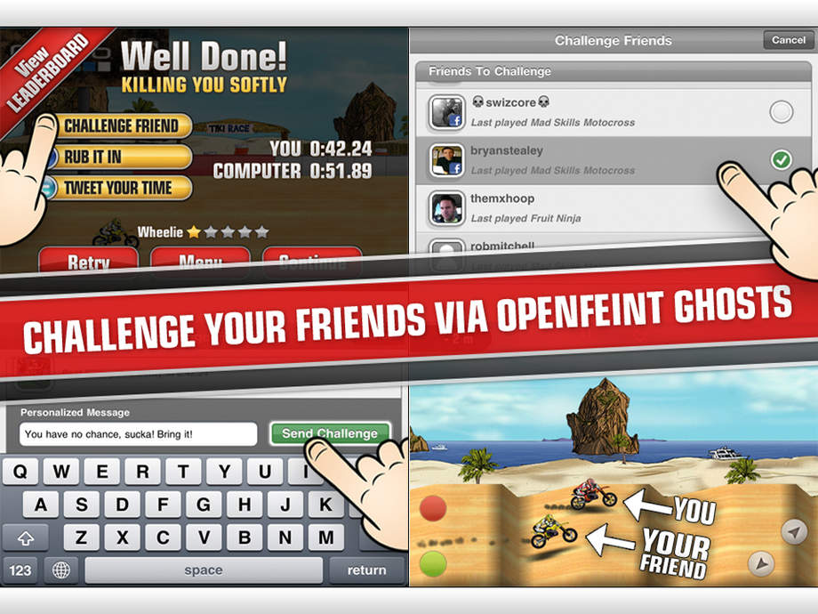 Mad Skills Motocross - iPhone Mobile Analytics and App Store Data