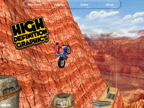 Motorbike HD screenshot 1