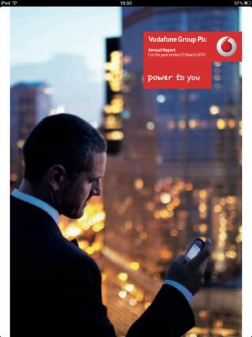 Vodafone PLC Report Library