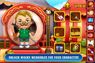 Screenshots of Carnival Games Lite for iPhone for iPhone