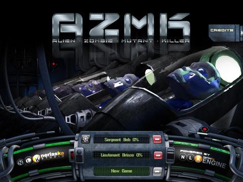 AZMK [Lite] - Alien Zombie Mutant Killer LITE