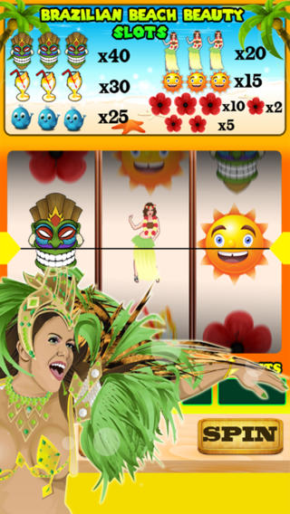 Beach Party crazy slots - spin the lucky casino wheel to big win