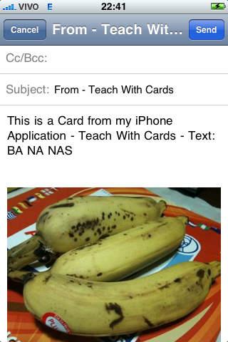 Teach With Cards Lite iPhone Screenshot 3