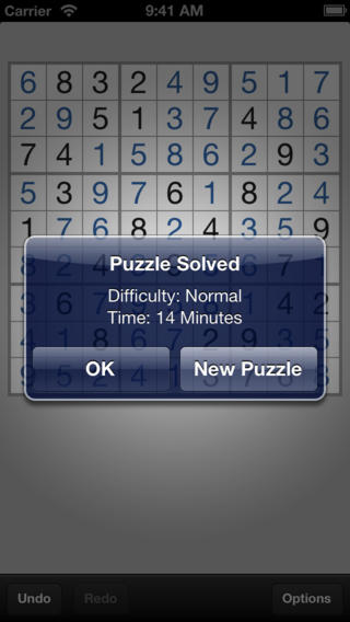 Screenshots for Sudoku - Simple Fun Logic Puzzles