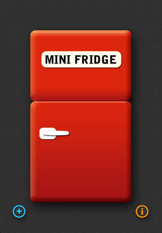 MINI FRIDGE screenshot 1