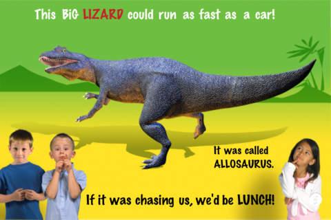 Big Stuff: Dinosaurs