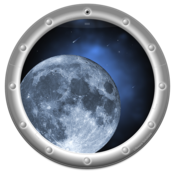 Deluxe Moon HD - Moon Phase Calendar for Mac icon