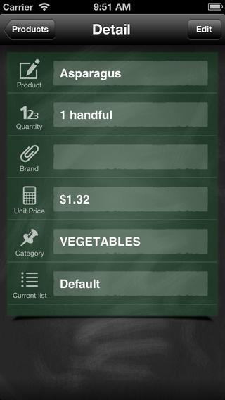 Fill the pantry iPhone Screenshot 4