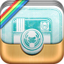 InstaMatch — The Instagram Game mobile app icon