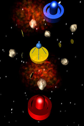 Space Air Hockey iPhone Screenshot 5