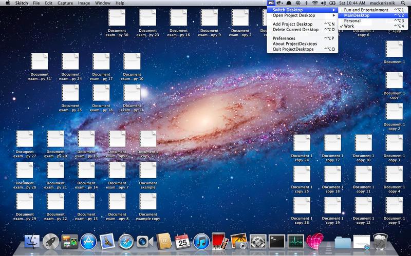 "ProjectDesktops - 项目桌面[OS X]丨""反""斗限免"