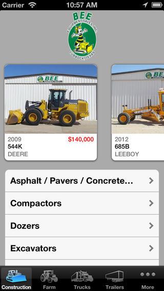 Bee Equipment Sales