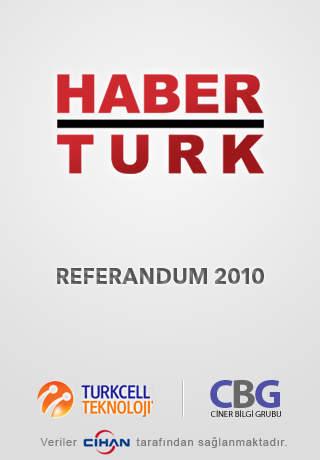 Haberturk Referandum 2010