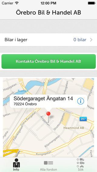 Örebro Bil & Handel AB