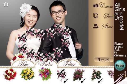 【免費購物App】我們結婚吧!試婚相機 即影婚紗相 免費雜誌目錄 Love Camera | DIY instant wedding photo | dress catalogue | Free fitting booth 2-APP點子