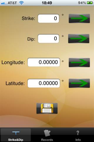 GeoAttitude Manual