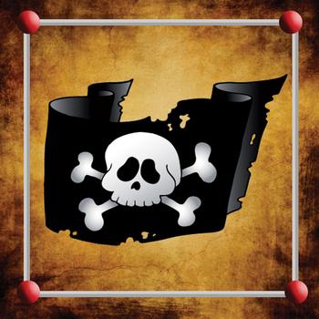 Pirate Dots! LOGO-APP點子