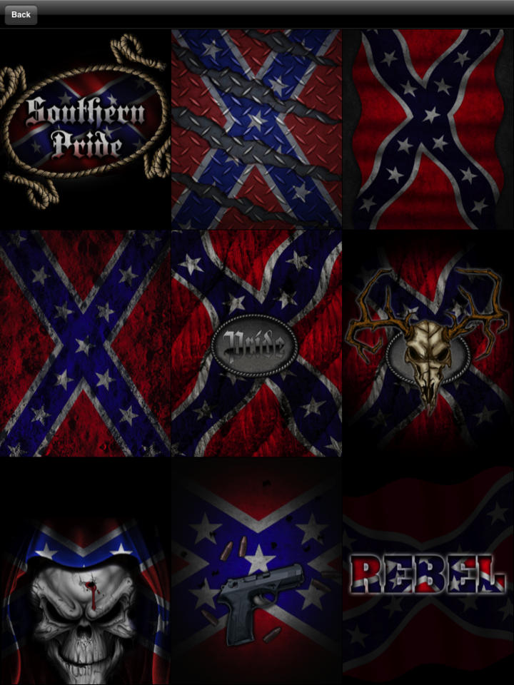 Southern Pride (Rebel Flag) Wallpaper! - for iPad - iPhone Mobile ...