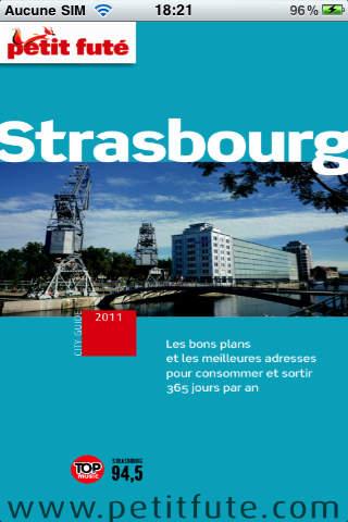 Reader Strasbourg - Petit Futé - Guide - Voyage...