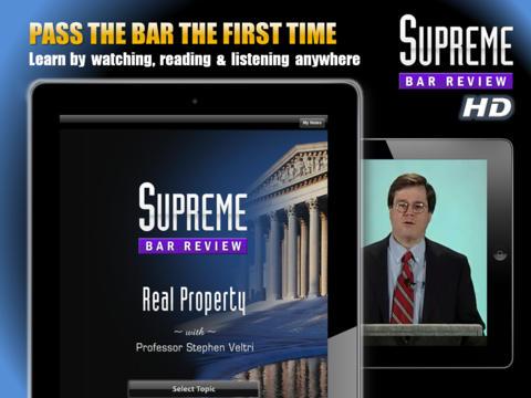 Real Property: Supreme Bar Review [HD]