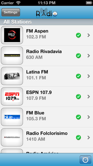 Nigeria Radio Player