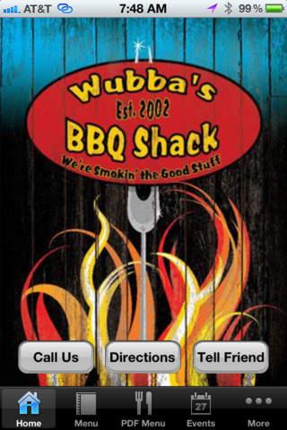 Wubbas BBQ Shack