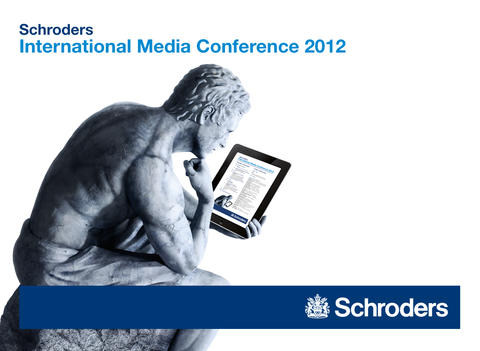 Schroders International Media Conference 2012 HD