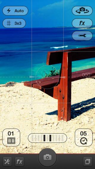 Tap Cam - 实时滤镜和特效