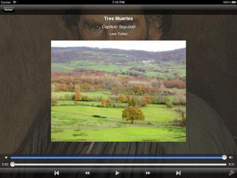 玩書籍App|Audiolibro Tres Muertes de Leon Tolstoi免費|APP試玩
