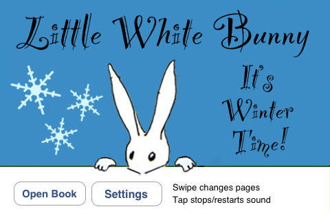 Winter Bunny - A Children's Story