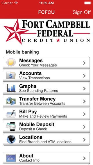 FCFCU Mobile Banking