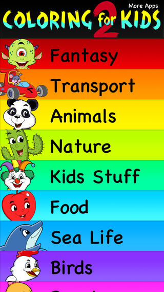 Coloring For Kids 2