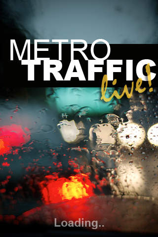 Metro Traffic Live! screenshot 1