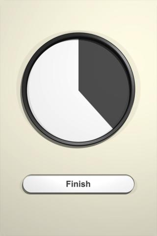 Equanimity - Meditation Timer & Tracker iPhone Screenshot 1