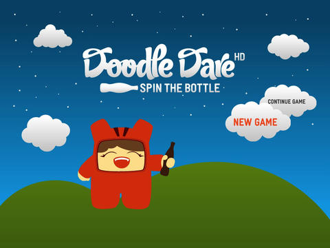 Doodle Dare HD iPad Screenshot 4