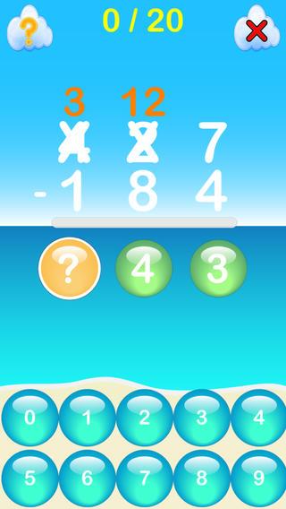 Seaside Math Jr