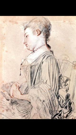 Drawings: Antoine Watteau