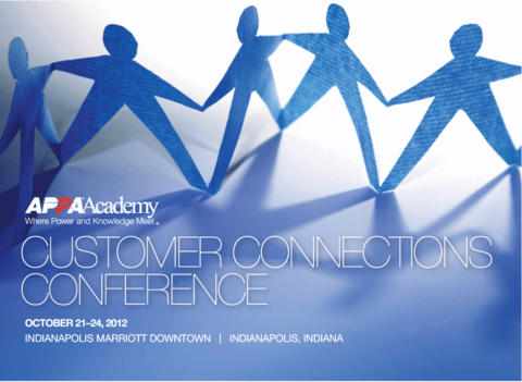 APPA Customer Connections Conference 2012 HD