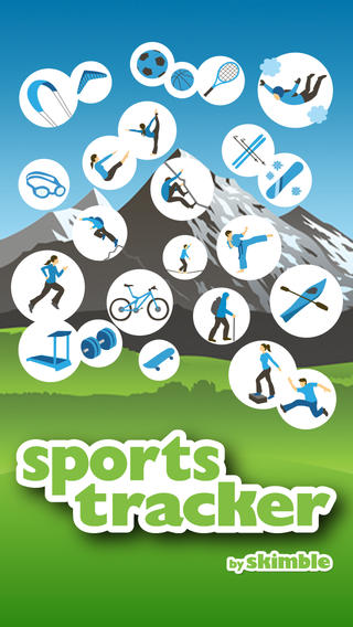 GPS Sports Tracker by Skimble