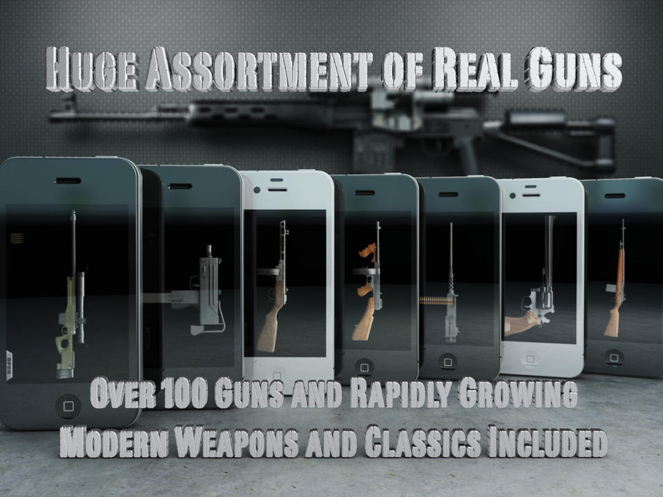 iGun Pro HD - The Original Gun Application - iPhone Mobile Analytics and App Store Data